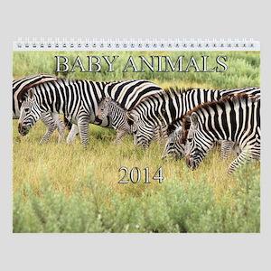 Baby Animals Cal14
