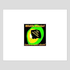 Wildlife Warrior #2 Small Poster