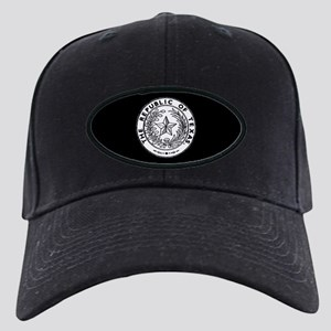 Secede Republic of Texas Black Cap