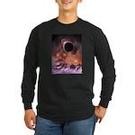 Cosmic Range Long Sleeve Dark T-Shirt