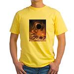 Cosmic Range Yellow T-Shirt