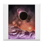 Cosmic Range Tile Coaster