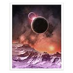 Cosmic Range Small Poster