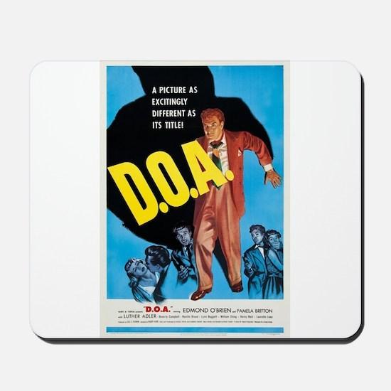 D.O.A. Mousepad