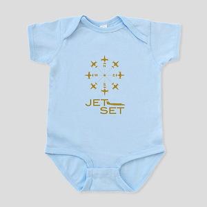 Jet Set Infant Bodysuit