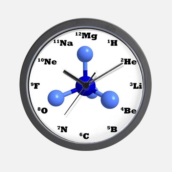 Cute Science teacher Wall Clock