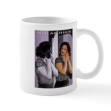 Nola Chick in the mirror Mug