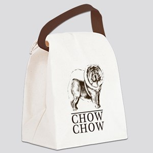 Chow Canvas Lunch Bag