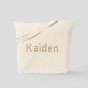 Kaiden Pencils Tote Bag