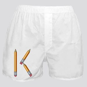 K Pencils Boxer Shorts