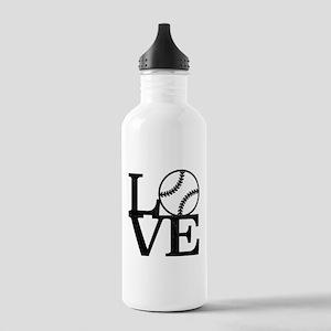 Love Baseball Stainless Water Bottle 1.0L