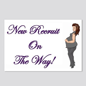 new recruit Postcards (Package of 8)