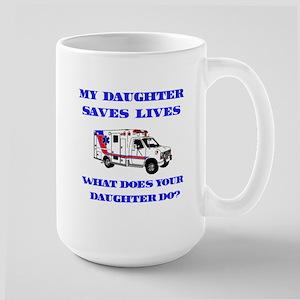 saveslivesambulancedaughter Mugs
