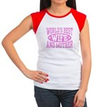 Best Wife and Mother Women's Cap Sleeve T-Shirt