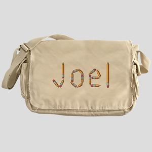Joel Pencils Messenger Bag