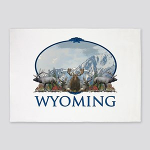 wyoming 2 5'x7'Area Rug