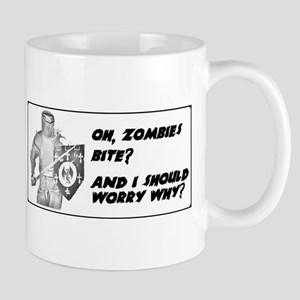 why should I worry? Mug