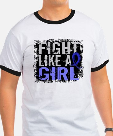 Licensed Fight Like a Girl 31.8 Colon Can T
