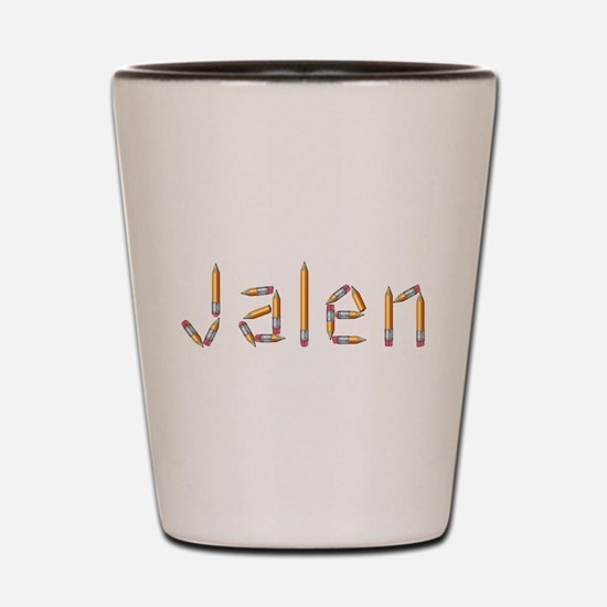 Jalen Pencils Shot Glass