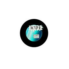 Message from Uranus Mini Button (100 pack)