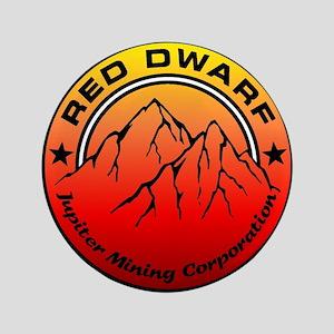 """Red Dwarf 3.5"""" Button"""