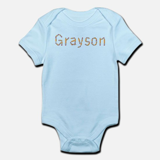 Grayson Pencils Infant Bodysuit