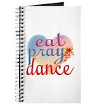 Eat Pray Dance Journal