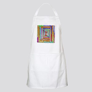 Words of Recovery Apron