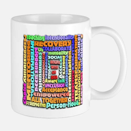 Words of Recovery Mug
