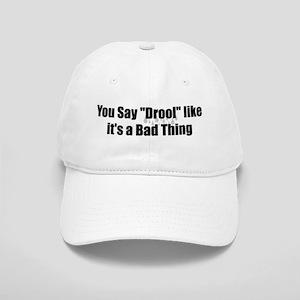 Drool Cap