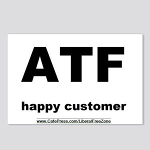 ATFbow10 Postcards (Package of 8)