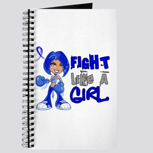 Licensed Fight Like a Girl 42.8 Colon Canc Journal