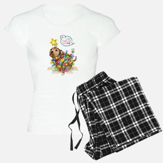 Yule Dog Pajamas