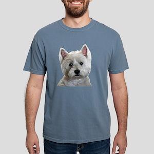 MY PERFECT WESTIE Mens Comfort Colors Shirt