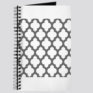 Moroccan Collection - Grey Journal