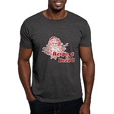 Respect the Beard Dark T-Shirt