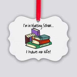 Nursing School Picture Ornament