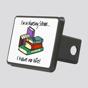 Nursing School Rectangular Hitch Cover