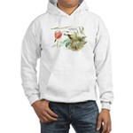 Gold Finch Painting Hooded Sweatshirt