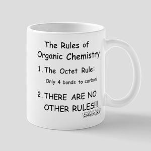 Rules of Organic Chemistry-2 Mugs