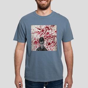 Norman bates Mens Comfort Colors Shirt