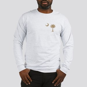 Palmetto & Cresent Moon Long Sleeve T-Shirt