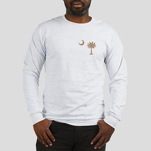 Palmetto & Cresent Moon Long Sleeve T-Shirt