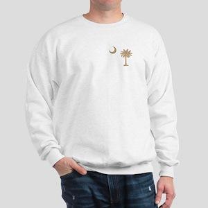 Palmetto & Cresent Moon Sweatshirt