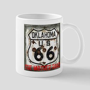 Oklahoma Route 66 Classic Mug