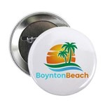 "Boynton Beach 2.25"" Button (100 pack)"