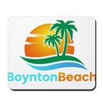 Boynton Beach Mousepad