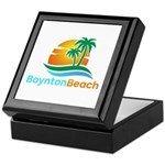 Boynton Beach Keepsake Box
