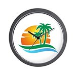 Boynton Beach Wall Clock