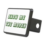 Show Me the Money Rectangular Hitch Cover